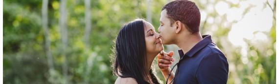 Dustin + Edwina | Engagement Session