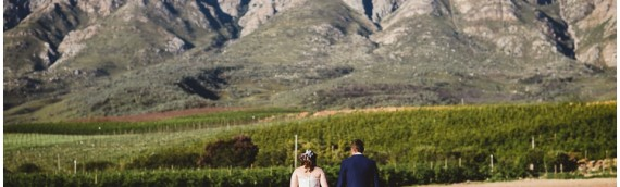 Pieter + Alta | Troue | Mont Rouge,Tulbagh